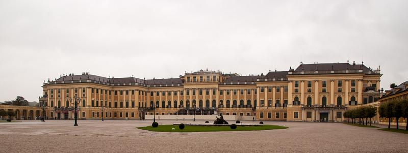 Schönbrunn Royal Summer Palace