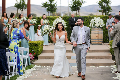 Garre Vineyard Wedding Amanda & Brandon 5-26-2019