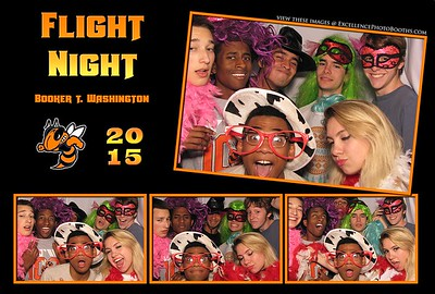 Booker T Washington Flight Night