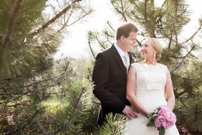 alison + kyle wedding