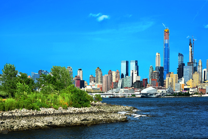 NJ Waterfront-NYC View