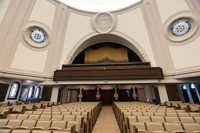 Visit Tour Synagogue March 4, 2020