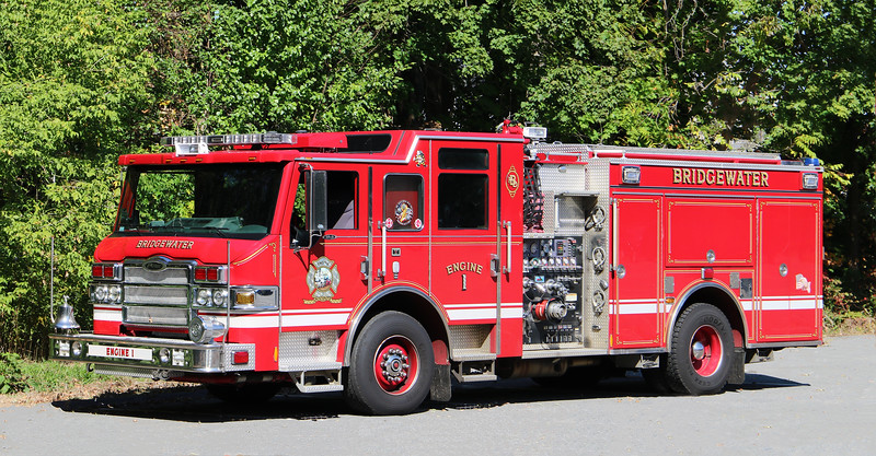 Engine 1   2012 Pierce Velocity   1500 / 750