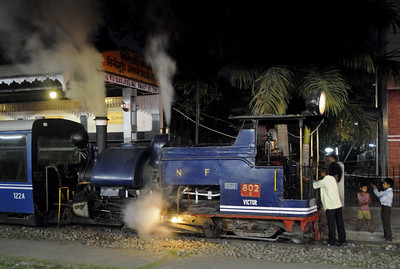 Darjeeling Himalayan Railway 2: Siliguri Junction - Rangtong