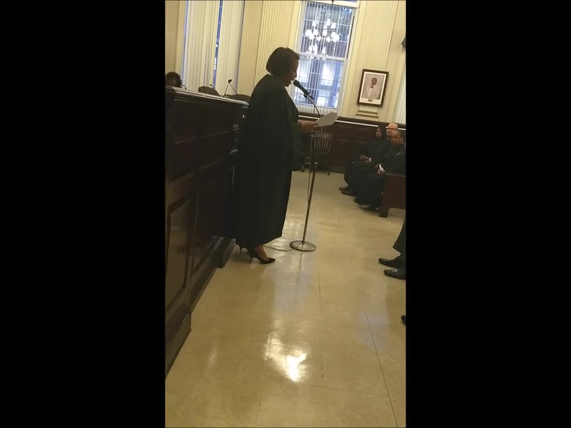 20171016 Swearing  In Ceremony Lindal Scott Foster Municipal Judge.mp4