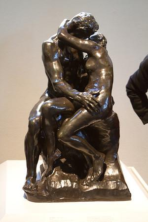 DAASV views Rodin at Stanford 4/28/11