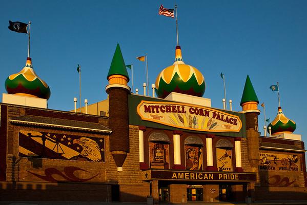 Mitchell Corn Palace South Dakota