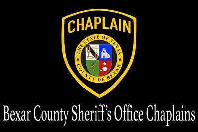 BANNER 6X4 Bexar County Sheriff's Office Chaplains