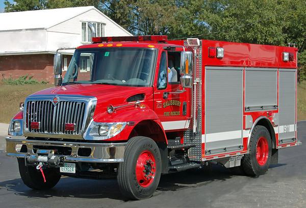 New Hampshire Apparatus S-Z