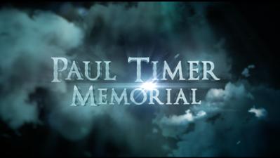 Paul Timer Memorial