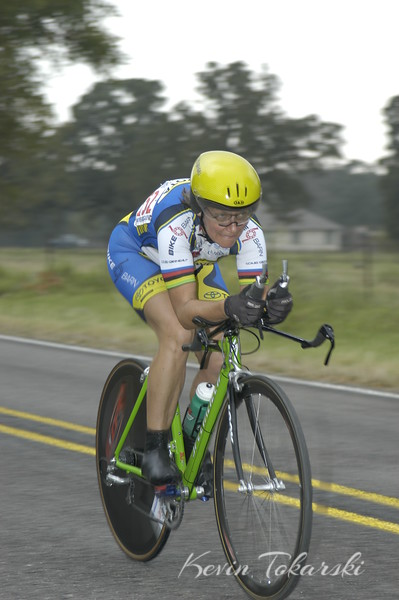 Anderson Stage Race, Anderson, TX, September 25, 2004 - Miscellaneous Time Trial Shots