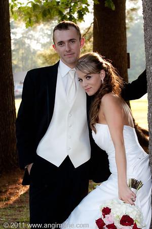 Megan and Ryan {Wed}