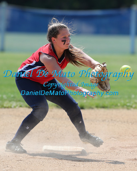 Miller Place vs Sayville Game 1 County Championship 5-31-13