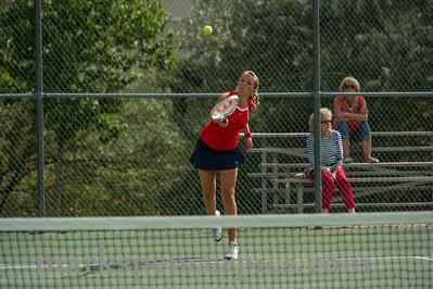Tennis SHS vs Timp 8-21-2012