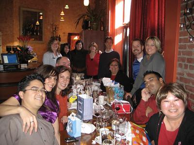Employee Appreciation Party 12.20.07