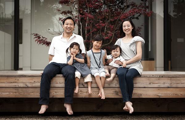 David Lai Family
