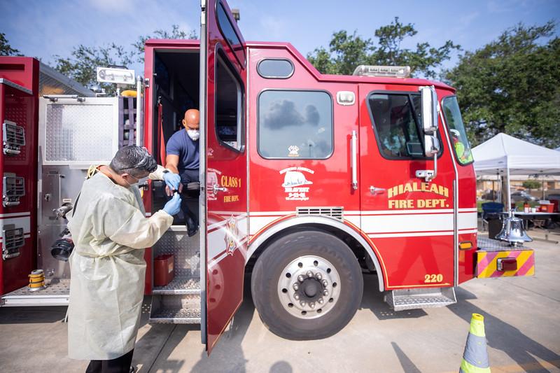 April 16, 2020 Gordon Center COVID Testing Hialeah Fire-144.jpg