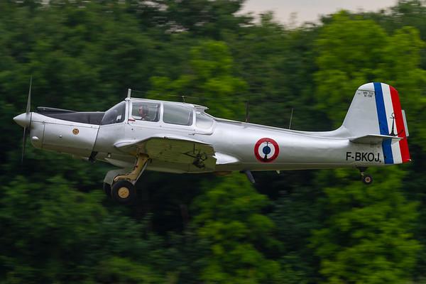 F-BKOJ - Morane Saulnier MS-733 Alcyon