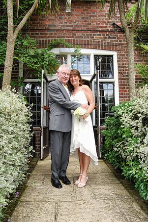 Linda & Noel wedding
