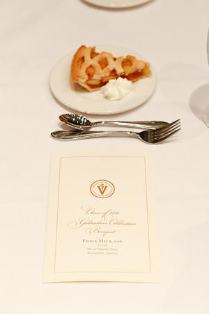 Graduation Banquet Dinner