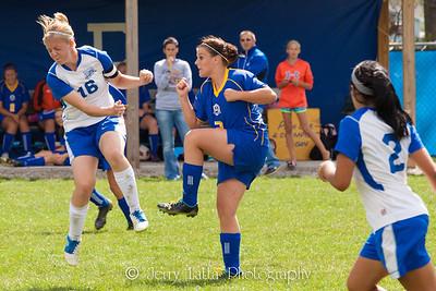 DHS Girls Soccer 09-08-2012