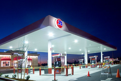 Fuel Station - C Store