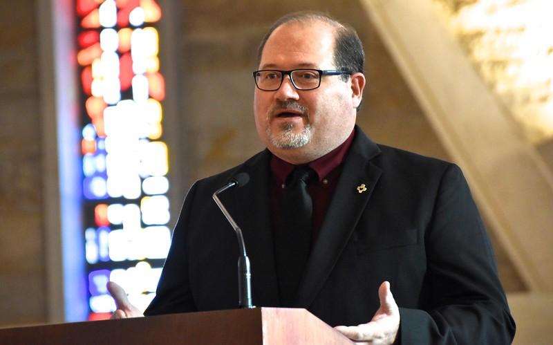 Br. Duane Lemke remembers the impact Fr. Paul had on his home parish