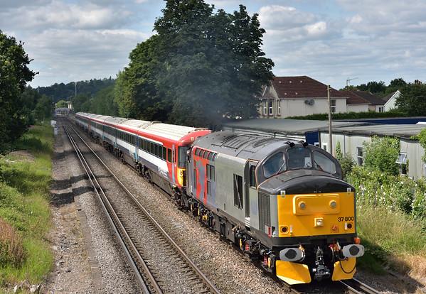 Trains  May - July
