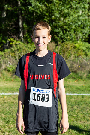 Coupeville Cross Country 2018-2019