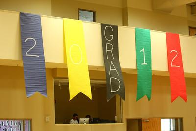graduation banquet Dinner 2011