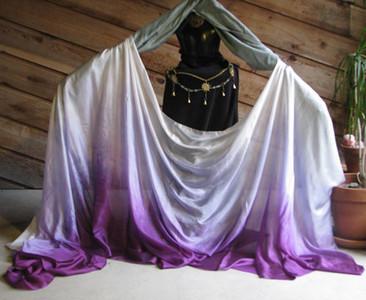 Tonal Fade: Purple