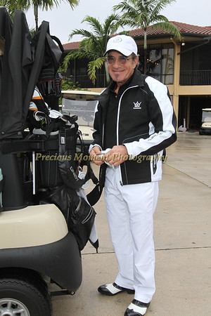 Tico Torres  Celebrity Golf Classic - PGA RESORT - November 11th, 2014