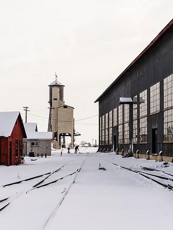 2013 NV Northern Nevada Rail Yard & Rail