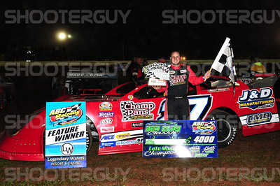 Red Clay Late Models Oct-1-2016