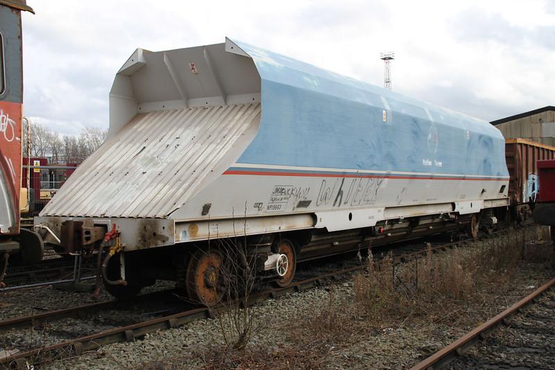 JMA 19663 Crewe Diesel Depot 17/03/12