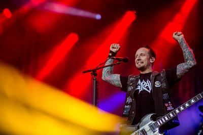 Volbeat, Plenen, 22.06.2016