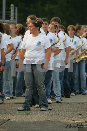 Plainfield HS Band 8-25-06