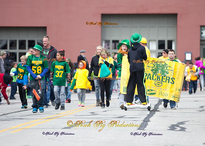 St Patricks Day 2016 Packers