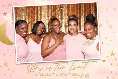 June 26, 2021 - Lesley's Baby Shower