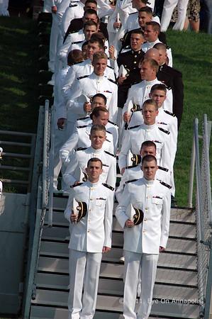 USNA 2011 Graduation