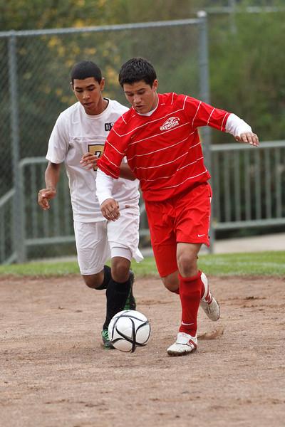 RCS Varsity Boys' Soccer vs OMI - NCS QtrFinals - Nov 5, 2011