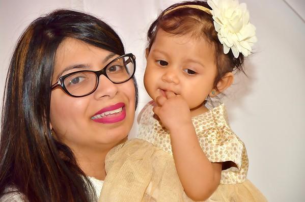 Geeti Deow's 1st Birthday