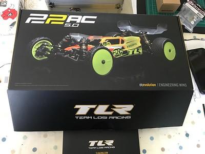 TLR 22 5.0