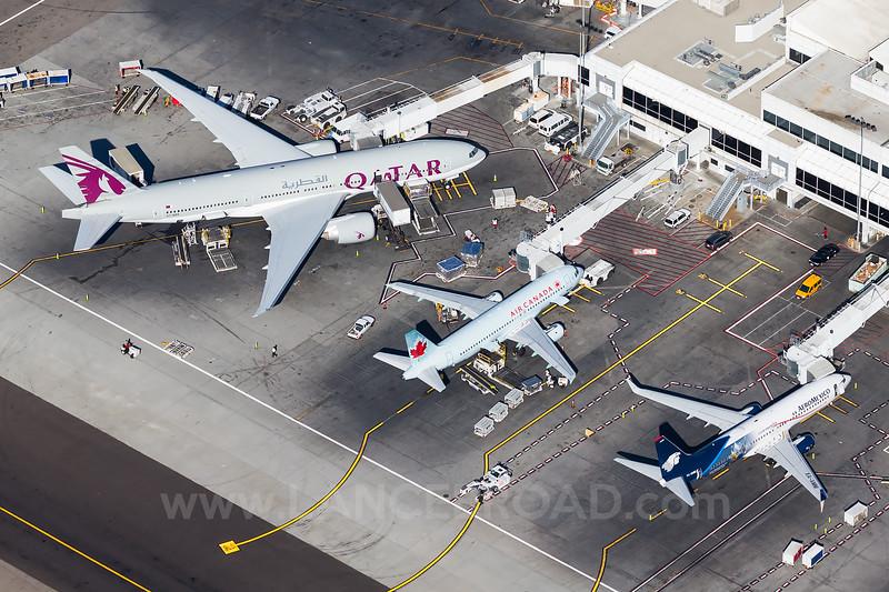 Terminal 2 - LAX