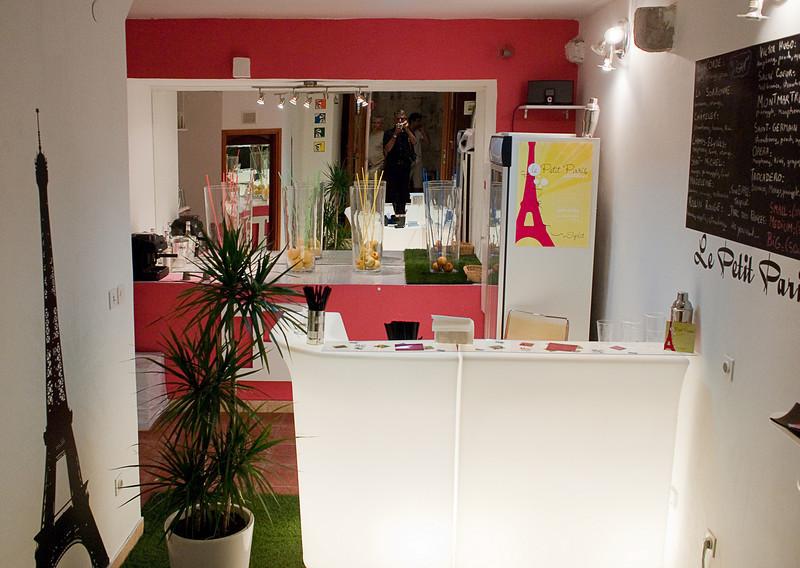 Split, shop interior