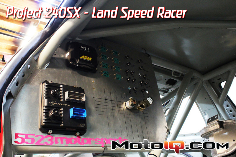 Road to Speed Week 2014 Part 1: The AEM Infinity 8 EMS and AQ-1 Data logger