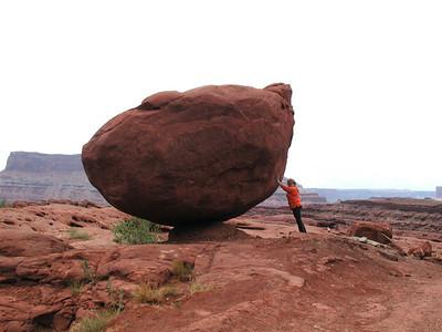 Trails Around Moab 2009