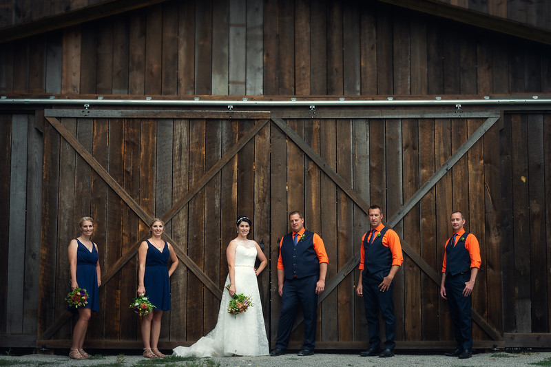 Lisa & Warren - Shylynn Ranch Wedding