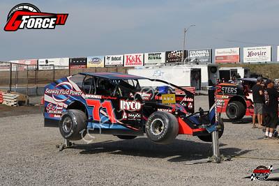 Merrittville Speedway GForceTV- July 26th