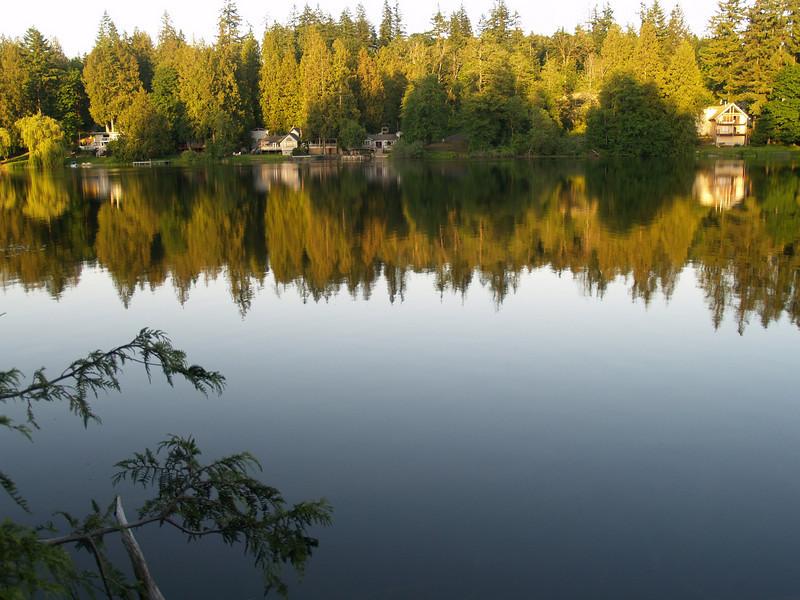 Island Lake park Poulsbo, Wa